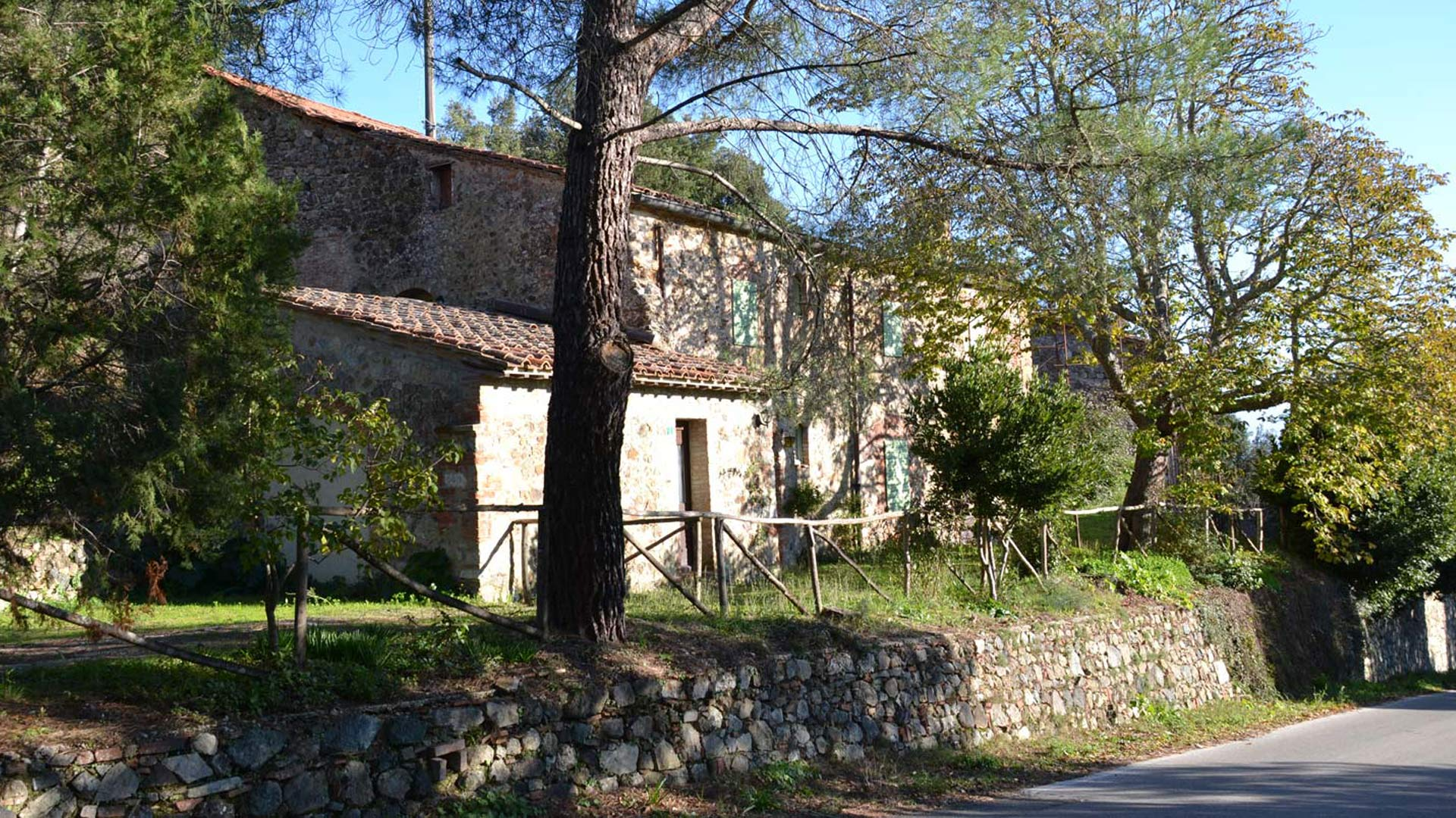 Le Serre Farm House